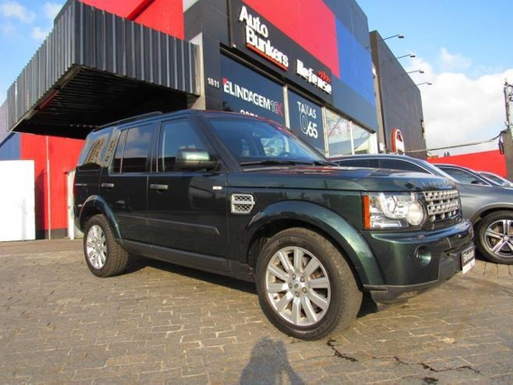 Land Rover Discovery 4 Se 3.0 Td 4x4 Sdv6