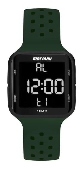 Relógio Digital Mormaii Digi Verde Mo6600ac/8v