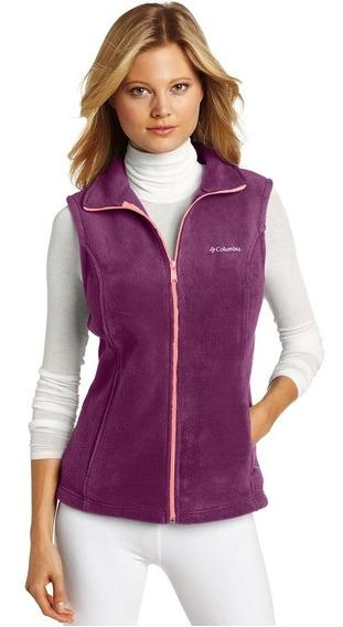 Chaleco Columbia Polar Fleece Sport 9 Colores Envio Gratis!