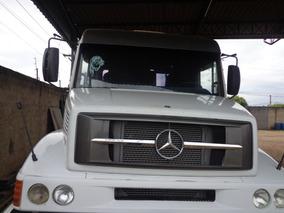 Mercedes-benz Mb Ls 1632 Toco , Ano Fab/mod. 2000 , Branca