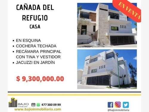 Casa Sola En Venta Cañada Del Refugio Sur