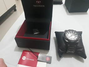 Relógio Masculino Technos Analógico Clássico 2115kqo/1k