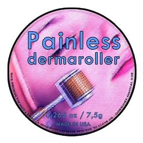 Creme Pomada P/ Dermaroller Relaxante Cicatrizante Tira Dor