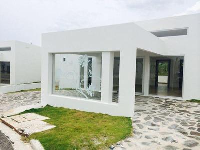 16-5007ml Hermosa Casa Amoblada En Playa Blanca