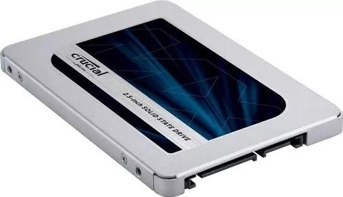 Ssd 1 Tera Sata 6gbs Crucial Mx500 Ct1000mx500ssd (note/pc)
