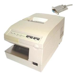 Impresora Comandera Epson Tm U 375 Tickeadora Garantía Caba