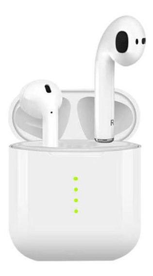 Branco I10tws Bluetooth Headset Clássico Sem Carga 5.0 Bilat