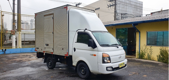 Hyundai Hr 2019 Bau