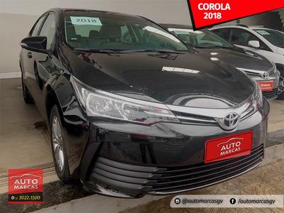 Toyota Corolla 1.8 16v Gli Upper Flex Multi-drive 4p