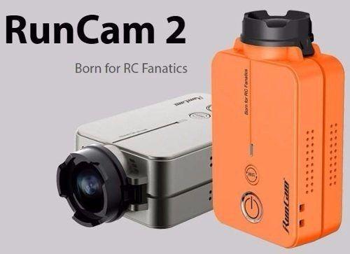 Câmera Runcam 2 V2 Sport 1080p Full Hd Wide Angle Lente C