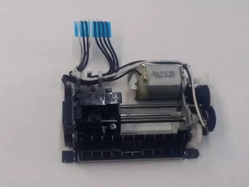 Bloco Impressor Registradora Sharp Xea 102/106