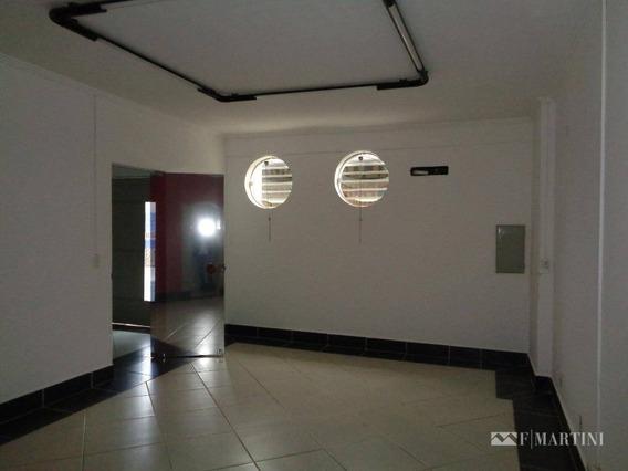 Casa Comercial Para Locação, São Judas, Piracicaba. - Ca1242