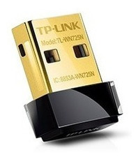 Adaptador Nano Usb Wireless 150mbps Tl-wn725n Tp-link