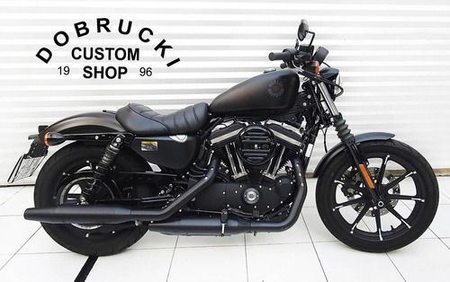 Harley Davidson Sportster Xl883n Iron
