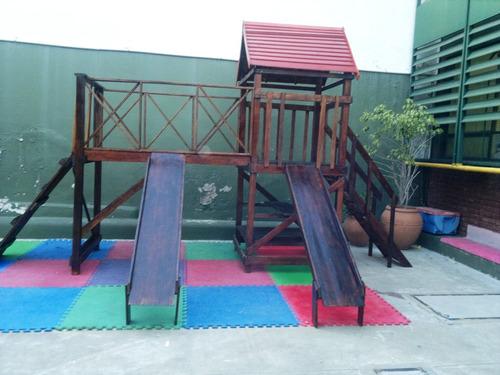 Juegos Para Jardin De Infantes Trepador - Casas y Carpas para Niños ...