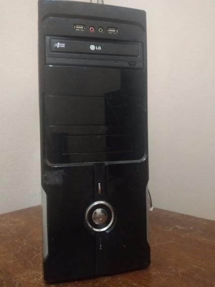 Computador Pc Gamer Processador I3 6gb Hd 500gb