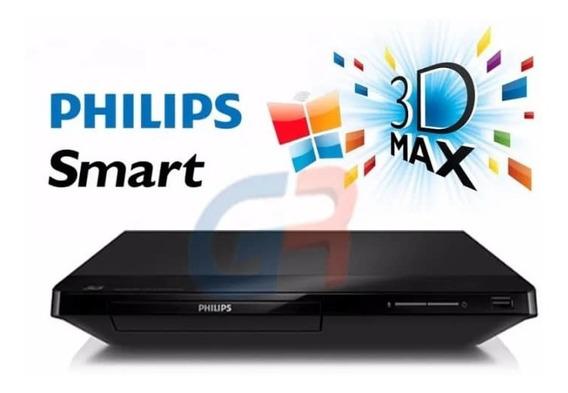 Blu-ray Philips Netflix Youtube 3d Wi-fi