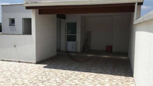 Cobertura Com 3 Dormitórios À Venda, 152 M² Por R$ 455.000,00 - Vila Francisco Matarazzo - Santo André/sp - Co0567