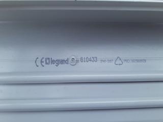 Bandeja Portaconductores Legrand 150x65 Con Tabique