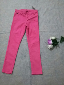 Jeggings Para Niña Stretch Talla 10/12 Ropa Americana