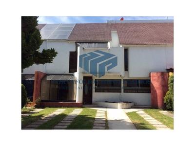 Preciosa Casa En Paseo De Lso Cisnes, La Asuncion, Metepec