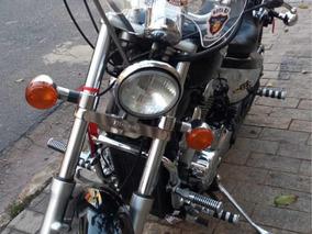 Honda Black Shadow Shadow 600 Xlx