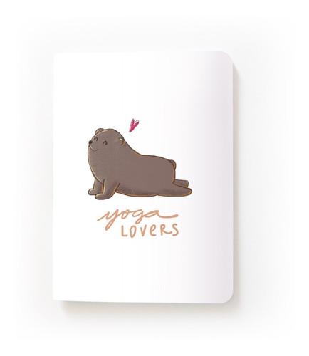 Caderninho - Yoga Lovers
