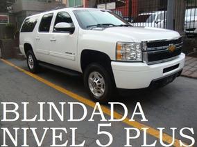 Suburban 2013 Blindada 5+ Blindaje Blindados Turbodiesel 4x4
