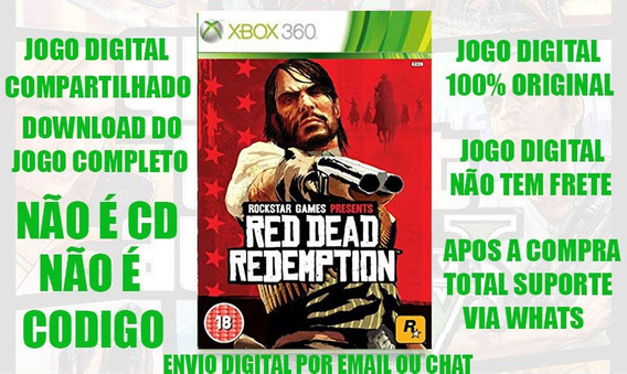 Red Dead Redemption Xbox 360 Midia Digital#1
