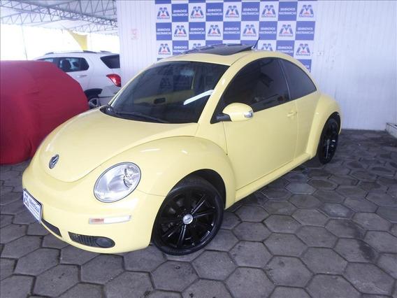 New Beetle 2.0 Mi 8v Gasolina 2p Manual