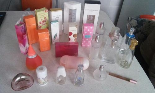 Envases De Perfumes Importados Vacios