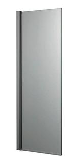 Mampara Baño Ducha Ferrum Rebatible Esmerilado 8mm 70x190cm