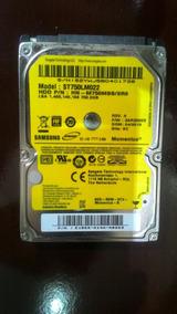 Hd Do Notebook Sony Vaio 750gb
