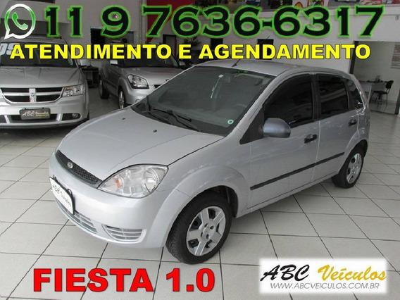 Ford Fiesta 1.0 Mpi 8v Gasolina 4p Manual