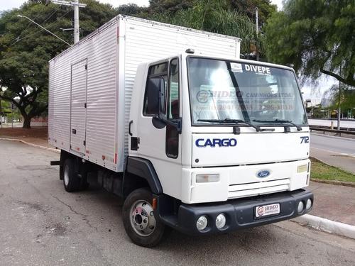 Cargo 712 07/07 Bau 5,0m Chapeado
