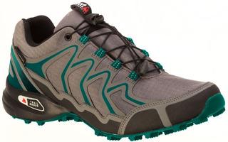 Zapatillas Nexxt Trail Running Trekking Supreme Pro Impermea