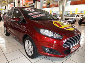 Ford Fiesta 1.6 Sel Hatch 16v Powershift 2017