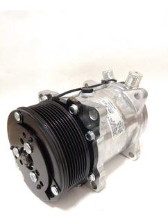 Compressor Ar Cond 5h14 12v 8 Orelhas Polia 8pk