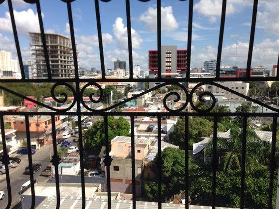 Alquilo Este Apartamento En La Evaristo Morales Distrito Na