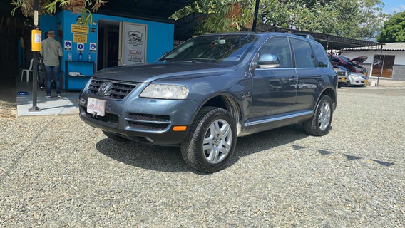 Volkswagen Touareg 4.2 At Blindado