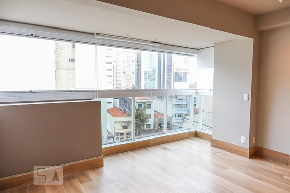 Studio No 6º Andar Com 1 Dormitório E 1 Garagem - Id: 892972430 - 272430