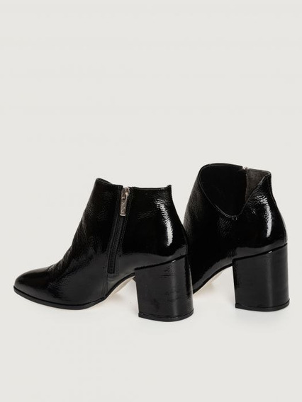Bota Jelenia/zapato Mujer Prune