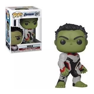 Funko Pop Hulk Endgame Avengers Marvel #451