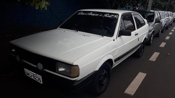 Volkswagen Gol 1.8 Branco 1990
