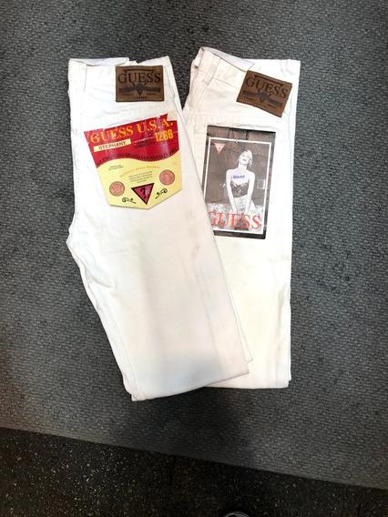 Liquidación Lote Jeans Dama! Guess Originales. 8 Prendas