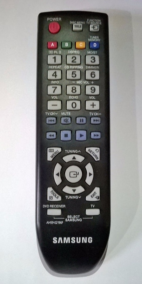 Controle Home Theater Samsung