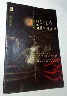 Libro Batman: Asilo Arkham En Portugues