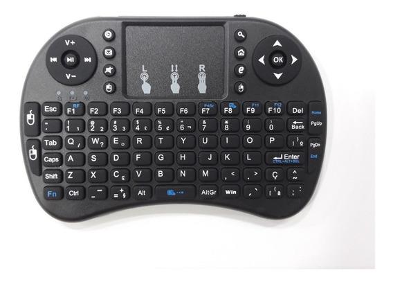Controle Mouse Touch E Teclado Para Raspberry Pc Android