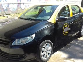 Taxi Volkswagen Voyage 2012 Impecable Todo Al Día .