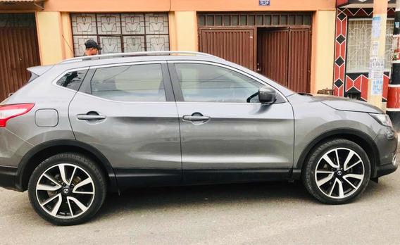 Nissan Qashqai Exclusive 4x4
